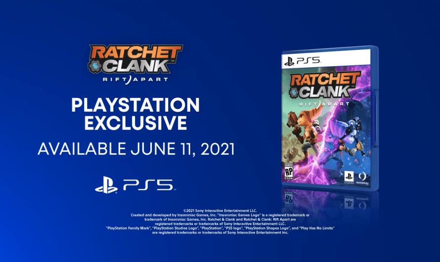 Ratchet and Clank A Rift Apart krijgt release datum