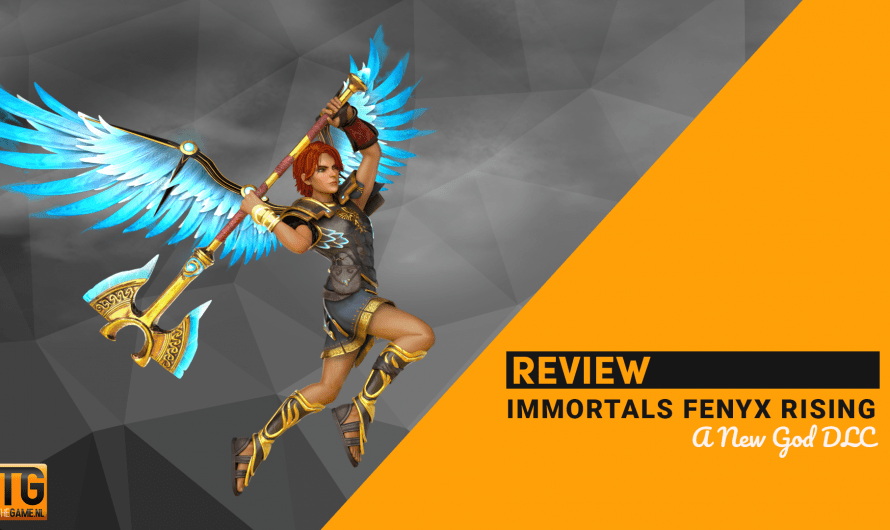 Review: Immortals Fenyx Rising: A New God