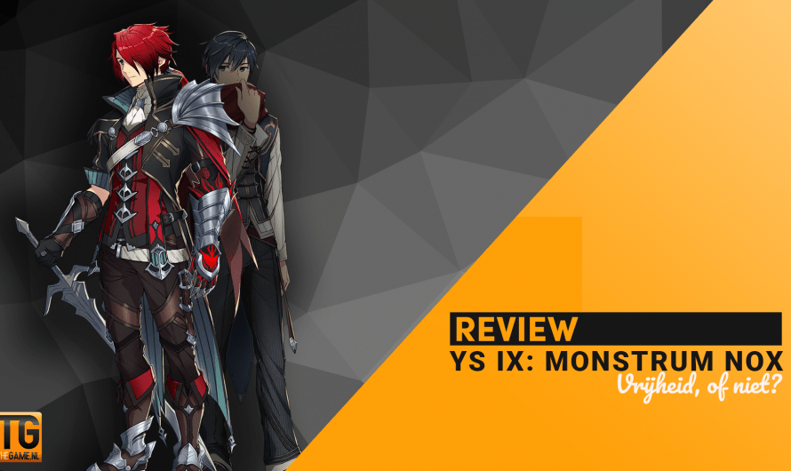 Review: Ys IX Monstrum Nox – Smite the Darkness