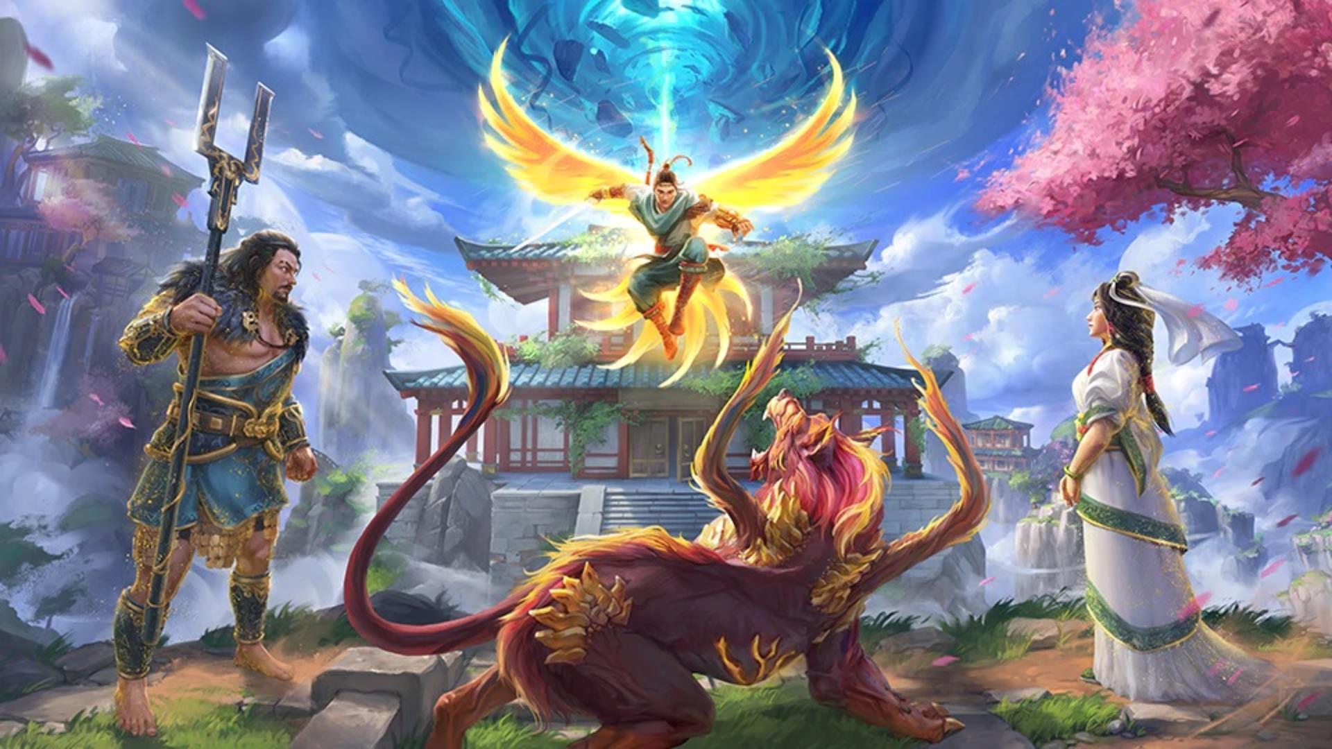 immortals a new god