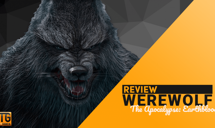 Review: Werewolf: The Apocalypse – Earthblood