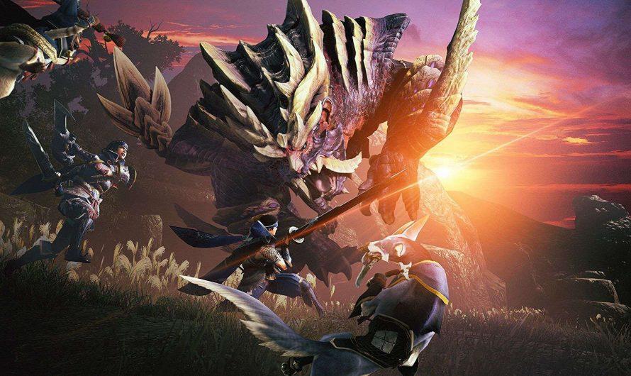 Monster Hunter Rise verkoopt 4 miljoen exemplaren