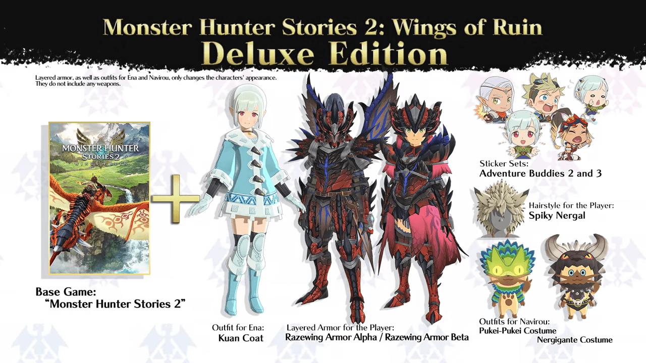 Monster Hunter Stories2