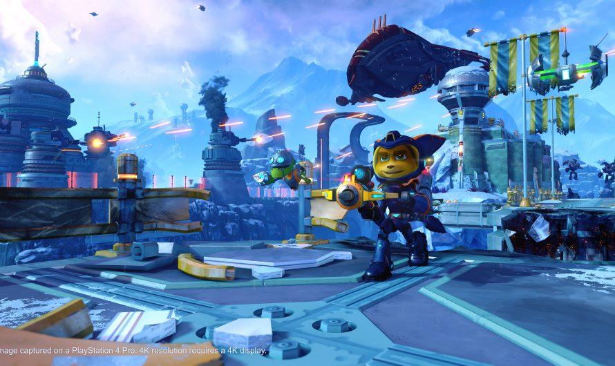 Ratchet & Clank uit 2016 nu met 60 FPS op Playstation 5
