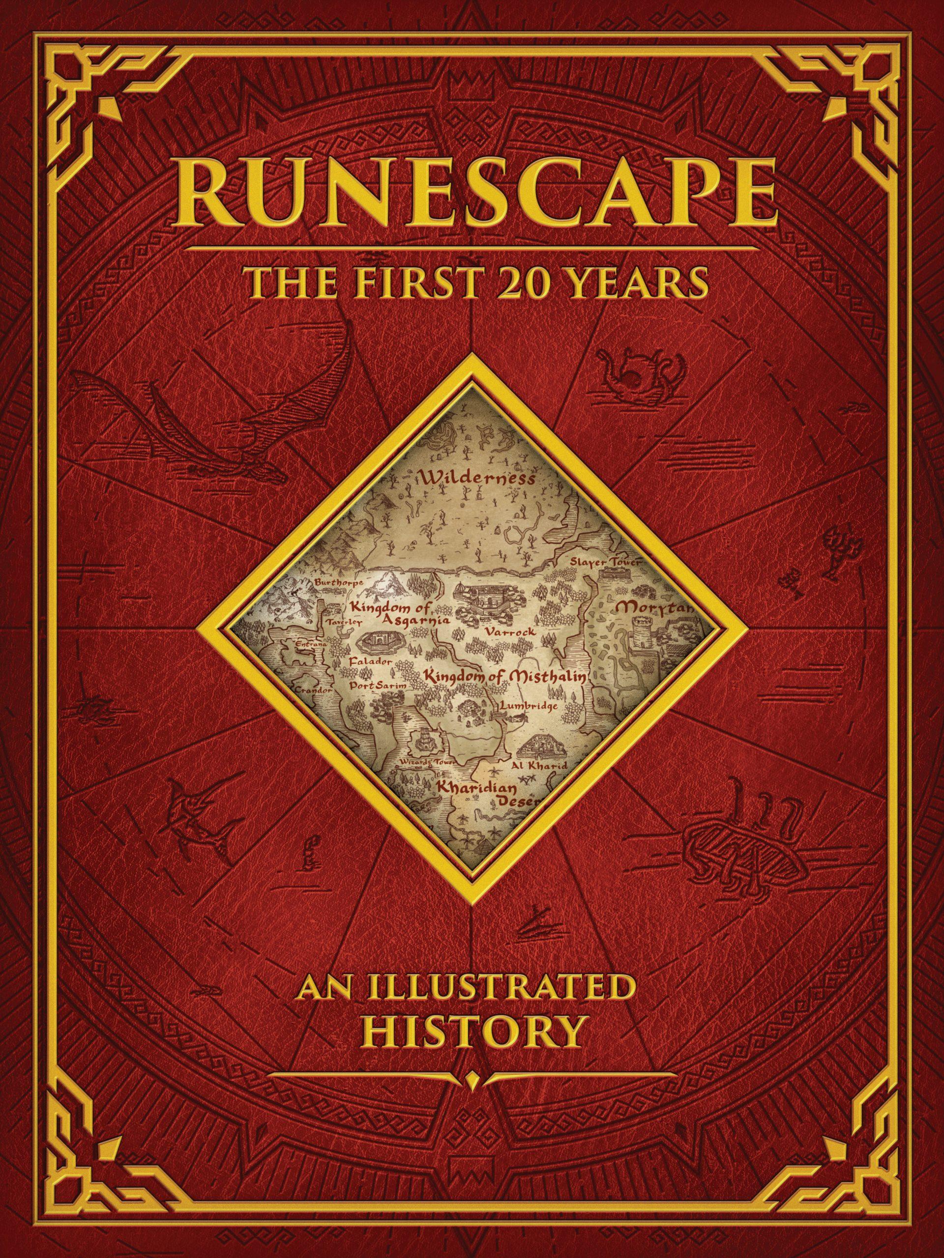 RuneScape Boek