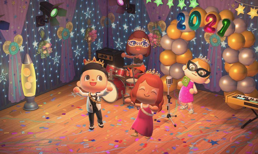 Animal Crossing: New Horizons en de nieuwe april nieuwtjes!
