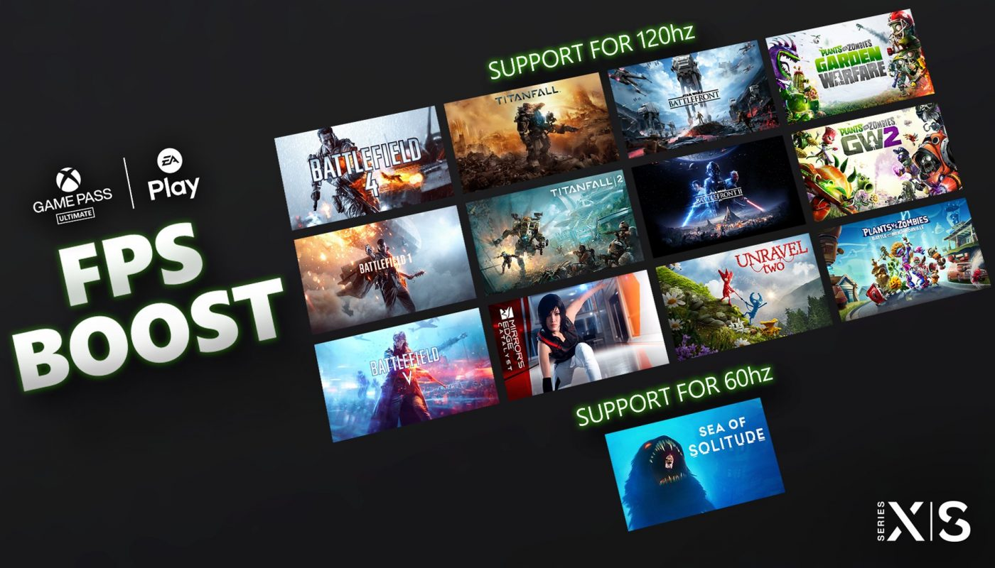FPS Boost Xbox