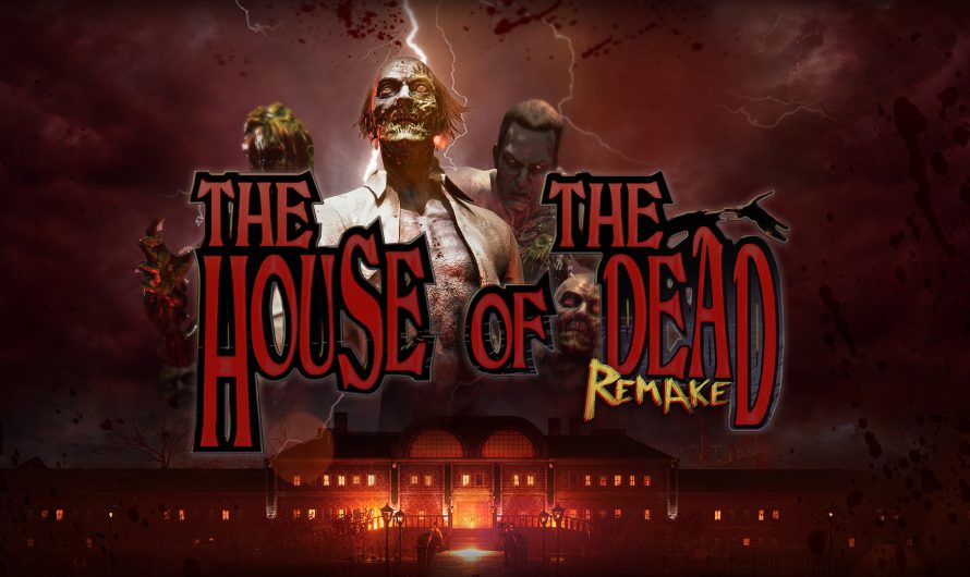 House of the Dead: Remake aangekondigd voor Nintendo Switch