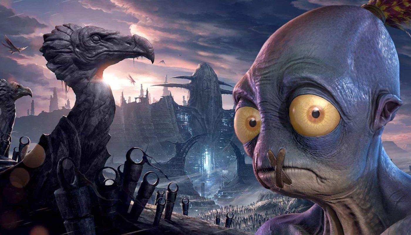 Oddworld Playstation plus april