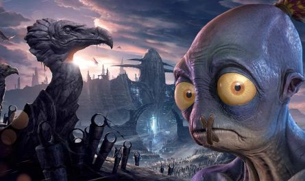 Oddworld Playstation plus april
