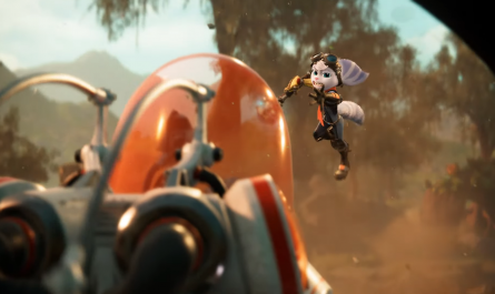 Rivet Ratchet and Clank