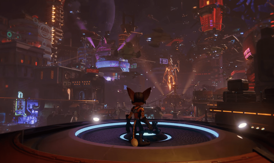 Ratchet and Clank: Rift Apart toont 15 minuten gameplay