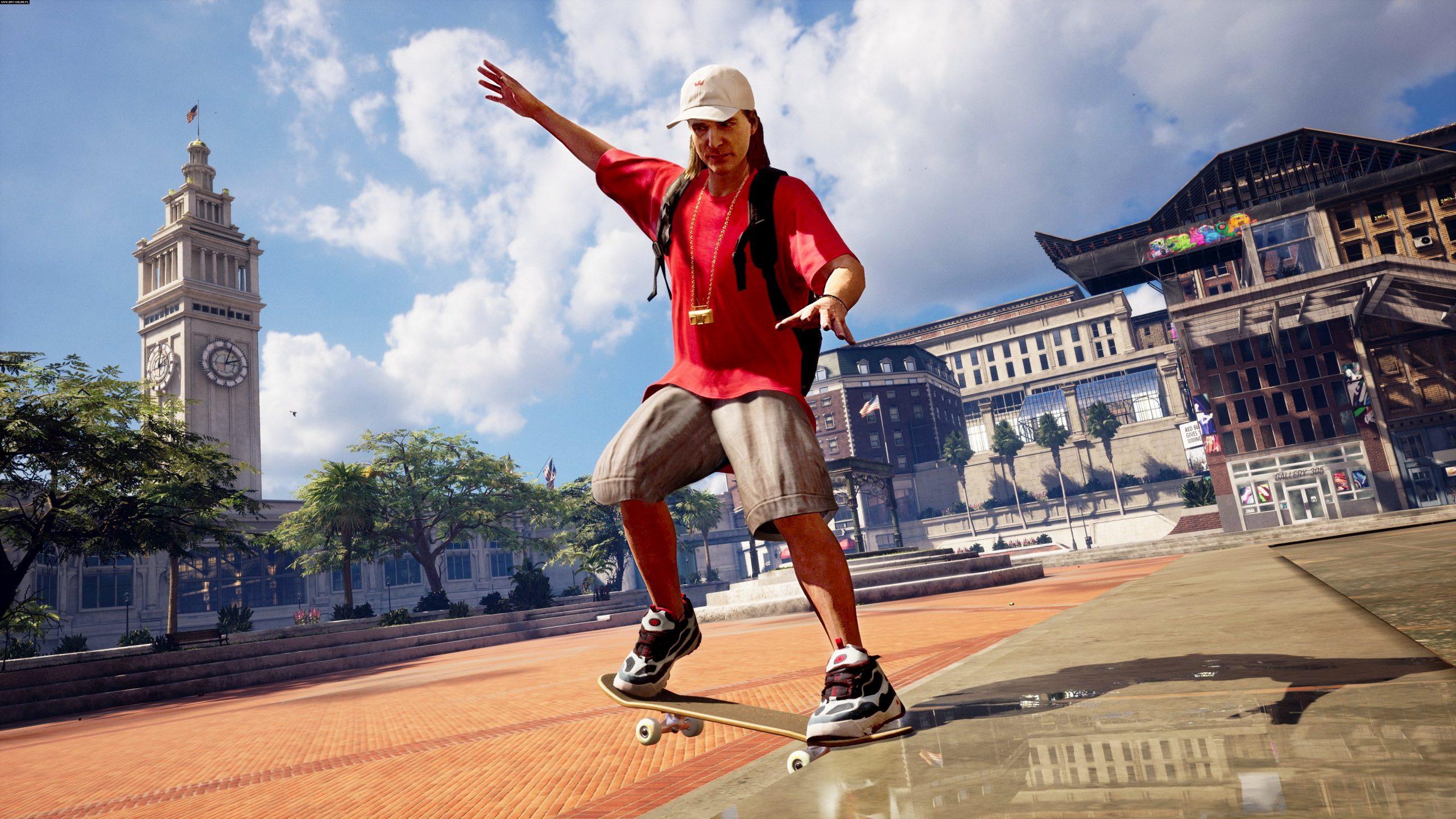 Pro Skater 1+2