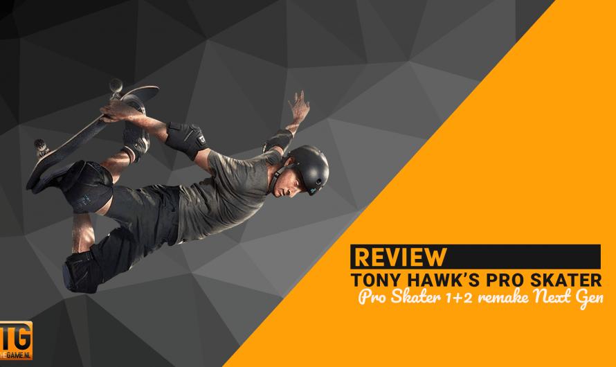 Review: Tony Hawk's Pro Skater 1+2 Next Gen