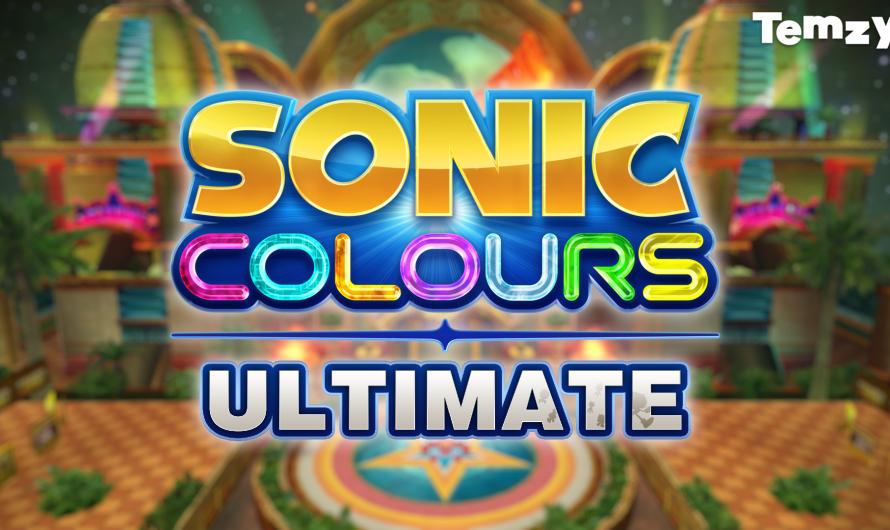 Sega kondigt Sonic Colors Ultimate Remastered aan
