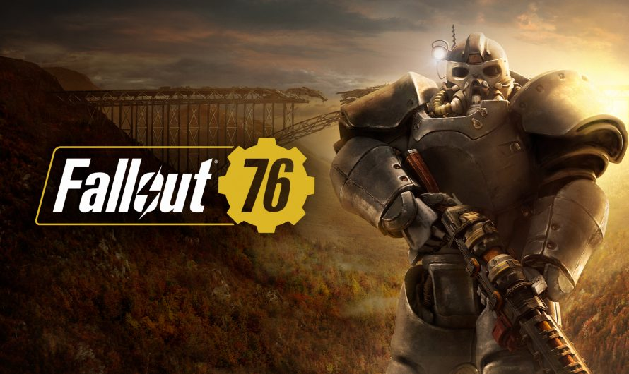 Fallout 76 in 2021