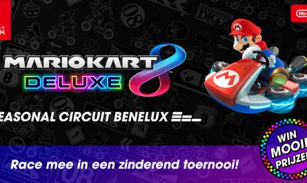 Mario Kart 8 Deluxe Seasonal Circuit Benelux