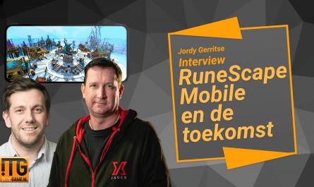 RuneScape Mobile Jagex Interview