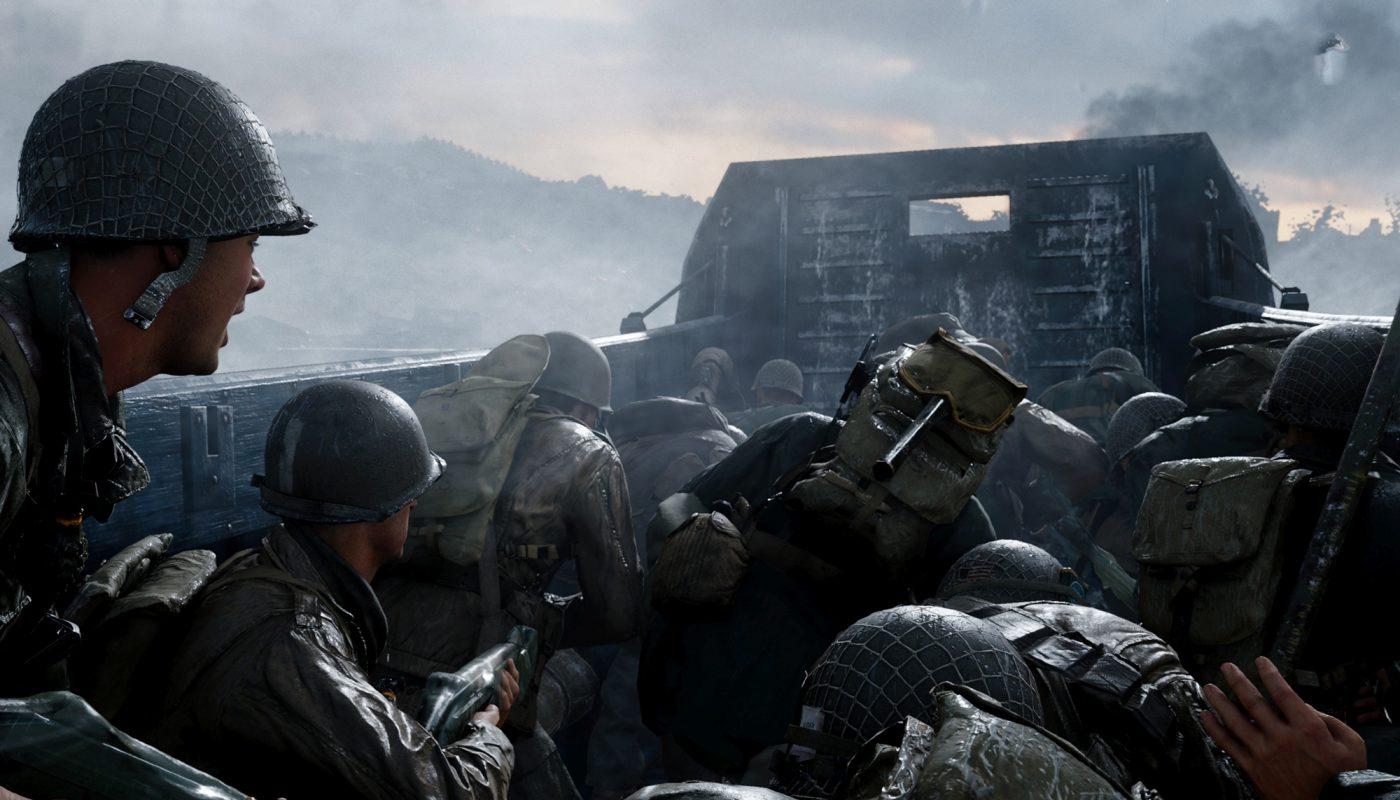 Sledgehammer Games Call of Duty WW2