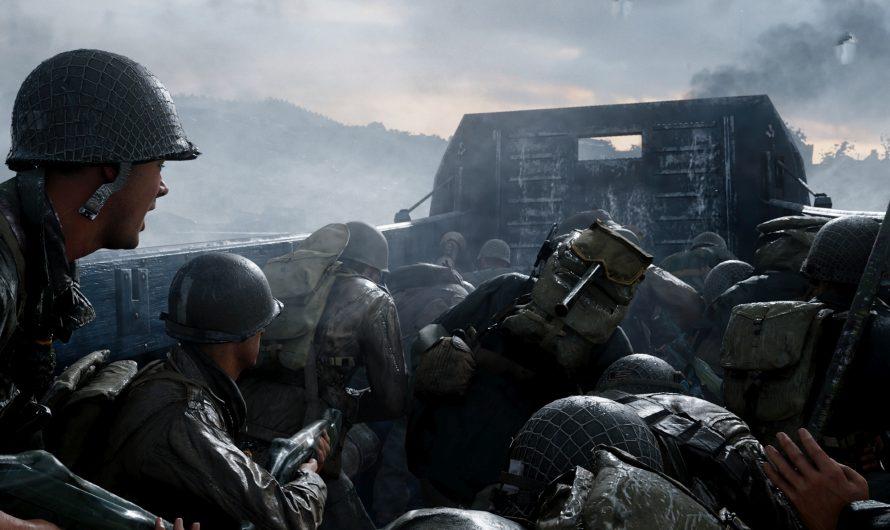 Sledgehammer Games aan het roer voor Call of Duty 2021