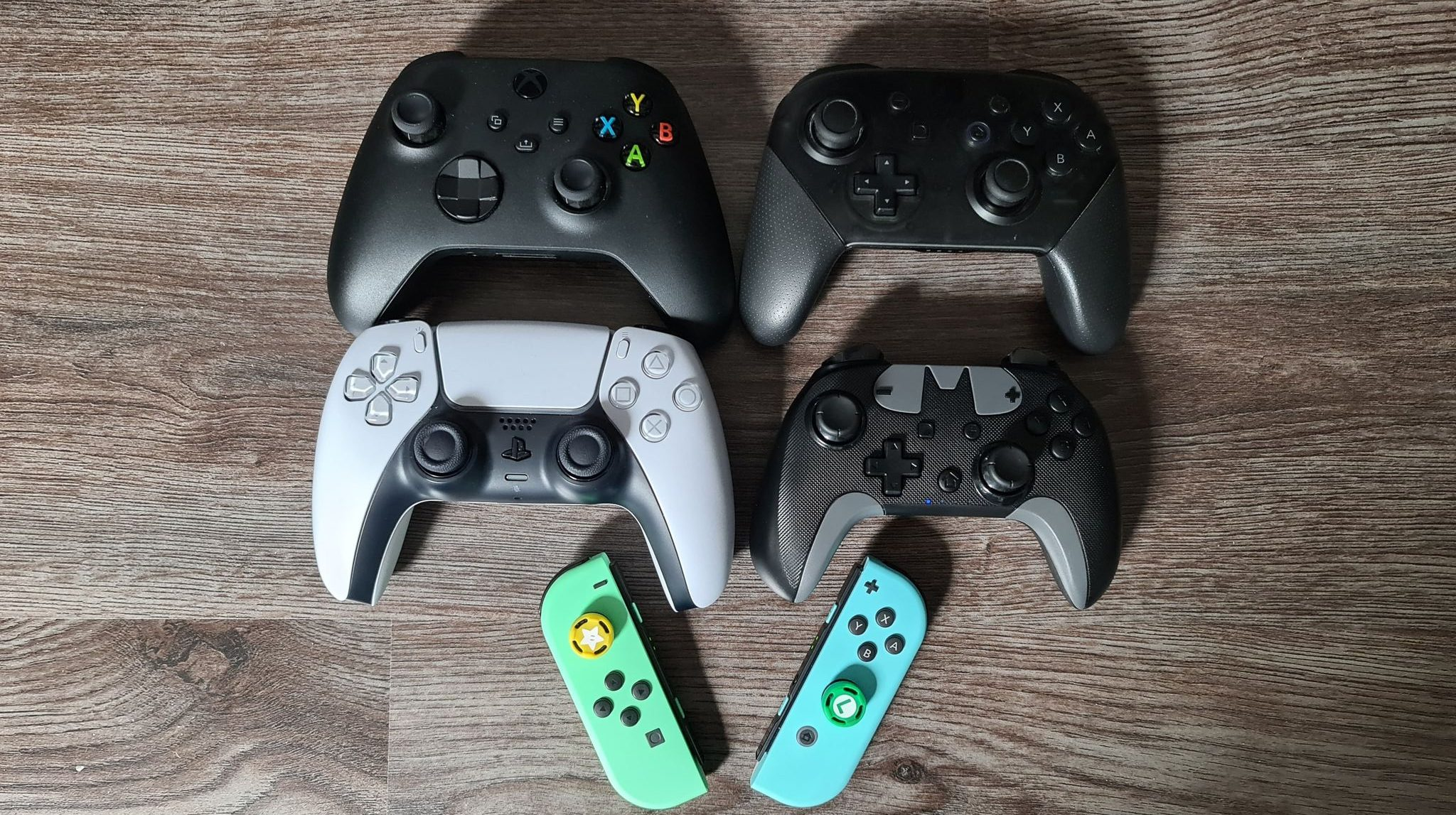 minibird vs controllers