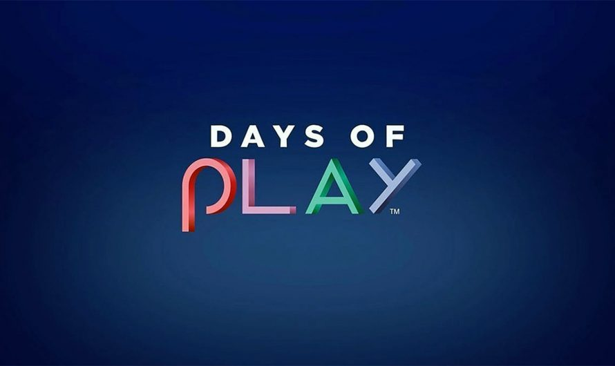 Playstation Days of Play is terug