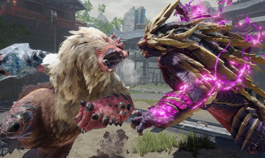Monster Hunter Rise 3.0 en crossover event
