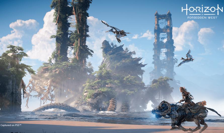 De eerste Horizon Forbidden West gameplay is er!