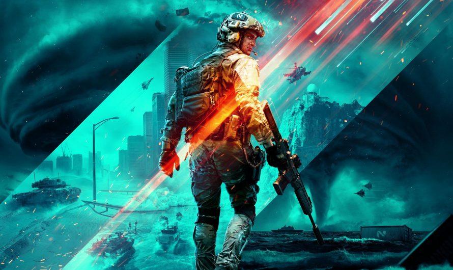 Battlefield afbeeldingen lekken uit net voor de onthulling