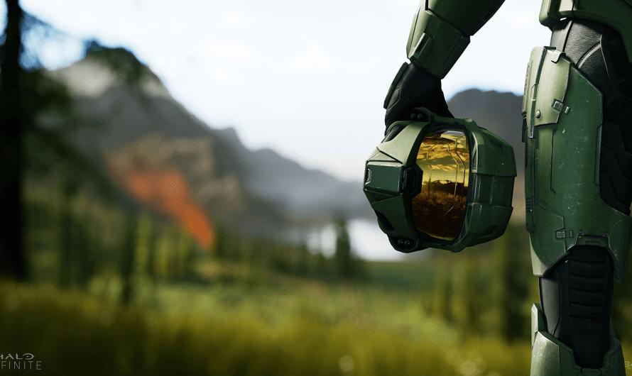 Nieuwe Halo: Infinite beelden getoond