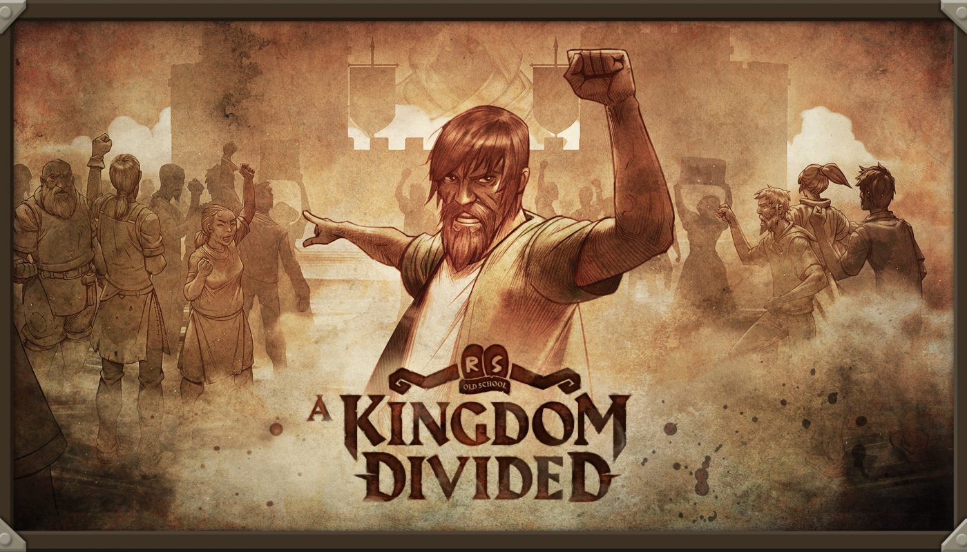Old School Runescape A Kingdom Divided