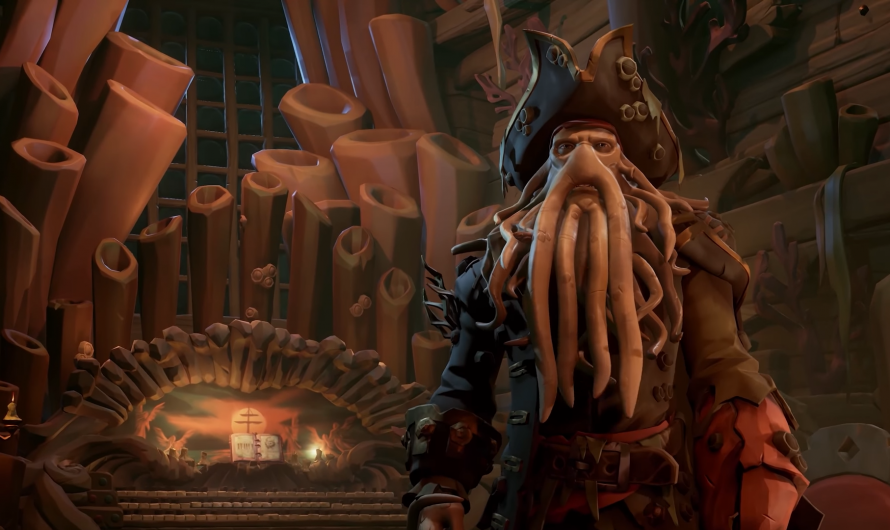 Sea of Thieves: A Pirate's Life met Captain Jack Sparrow