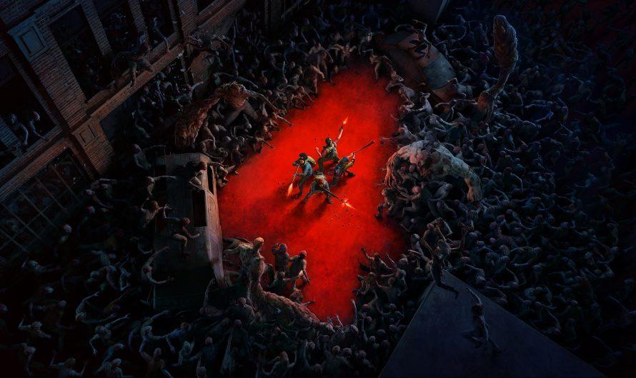Back 4 Blood komt uit op 12 oktober van dit jaar