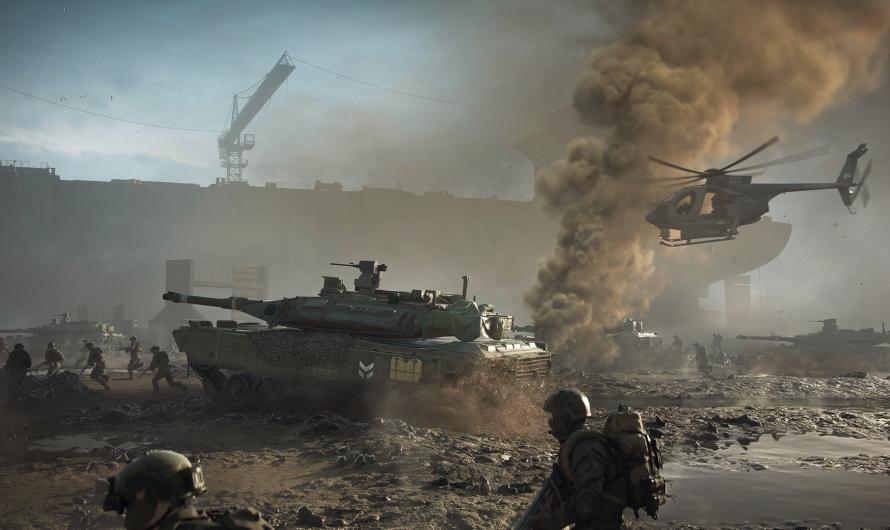 Battlefield 2042 onthuld in multiplayer trailer
