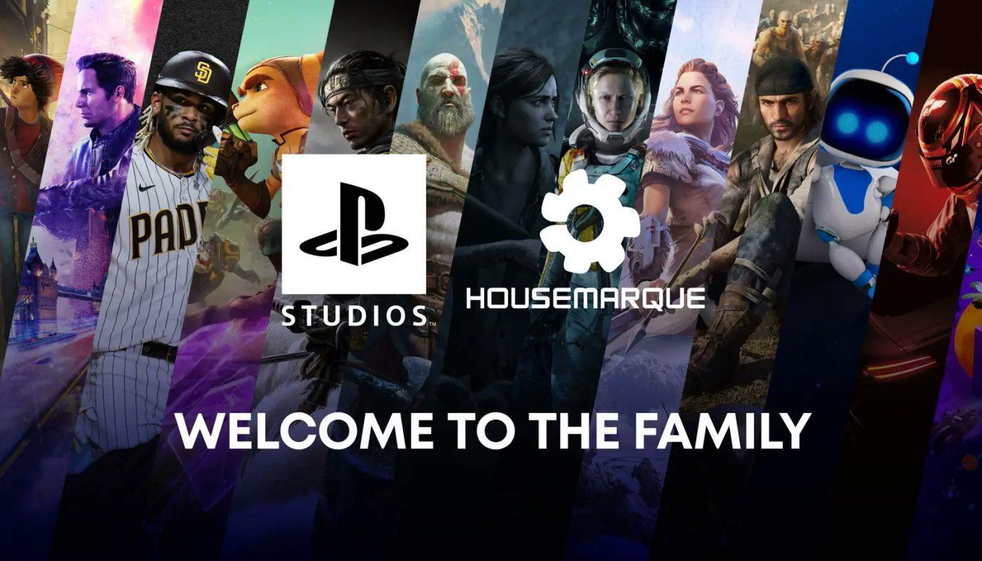Playstation Studios Housemarque