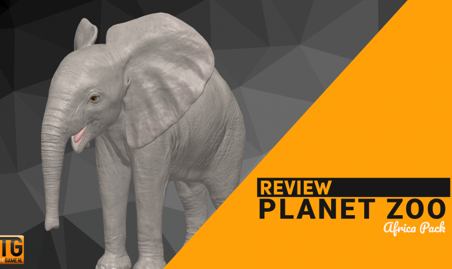 Review: Planet Zoo: Africa Pack