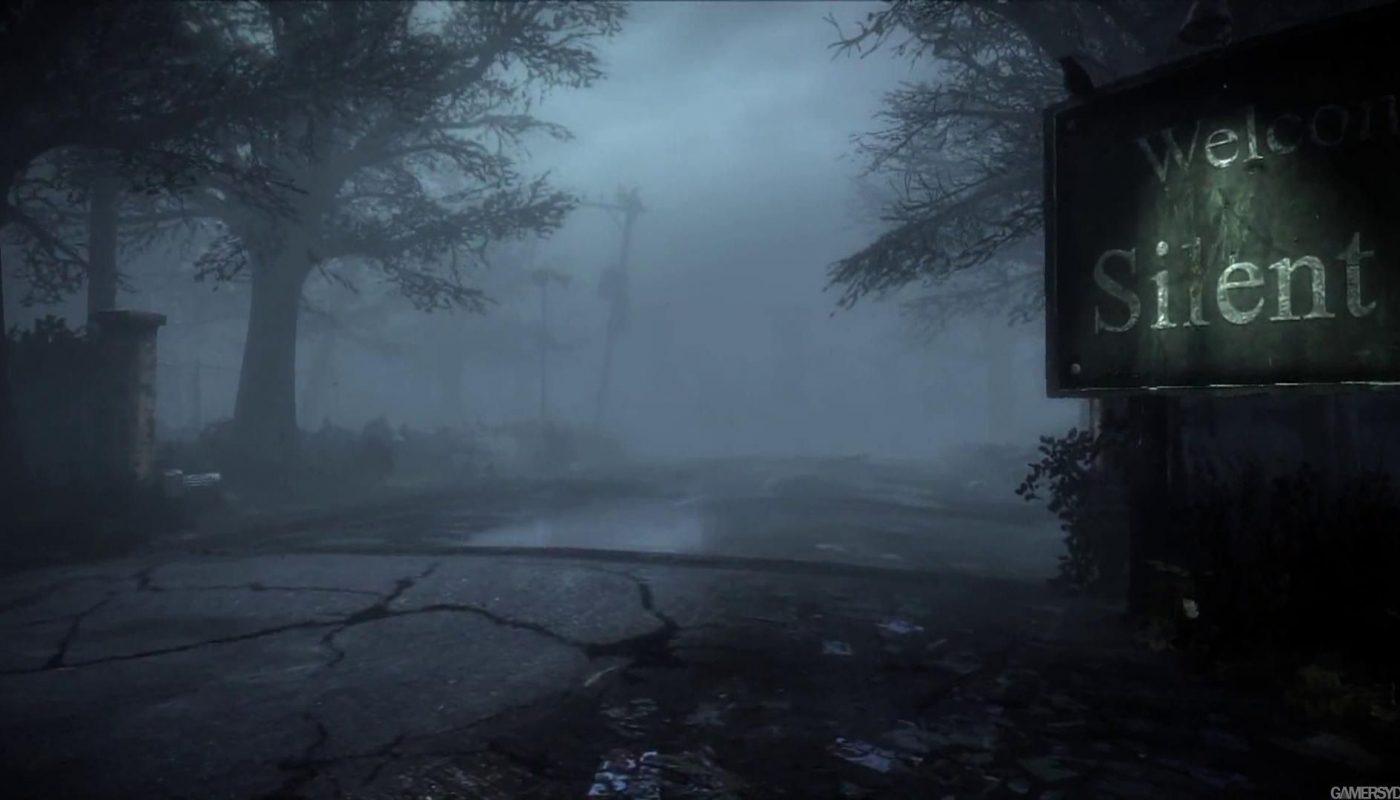 Silent Hill Konami