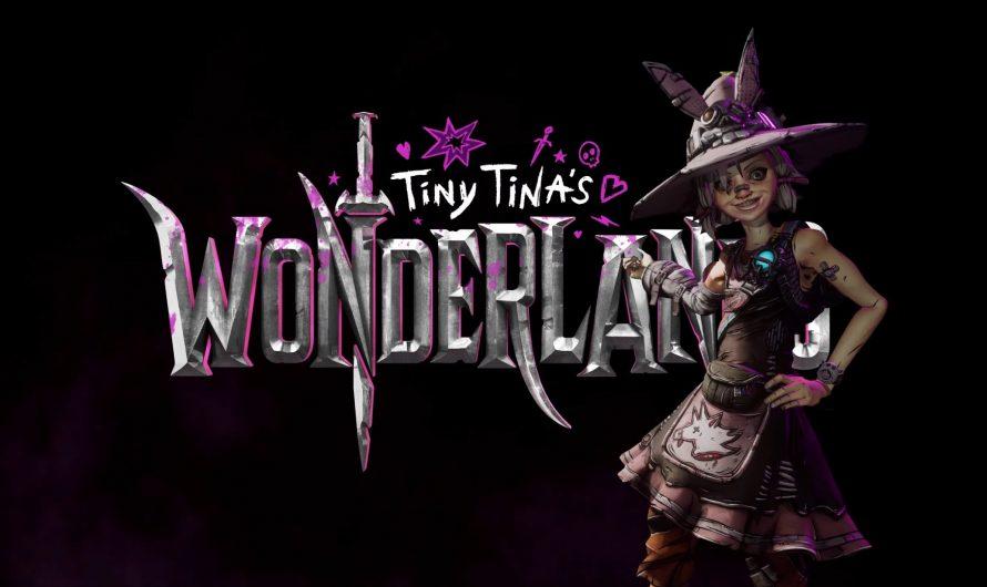 Tiny Tina's Wonderlands aangekondigd