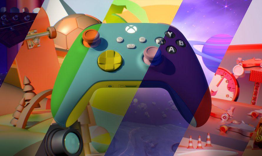 Xbox Design Lab is terug voor Series X en S controllers