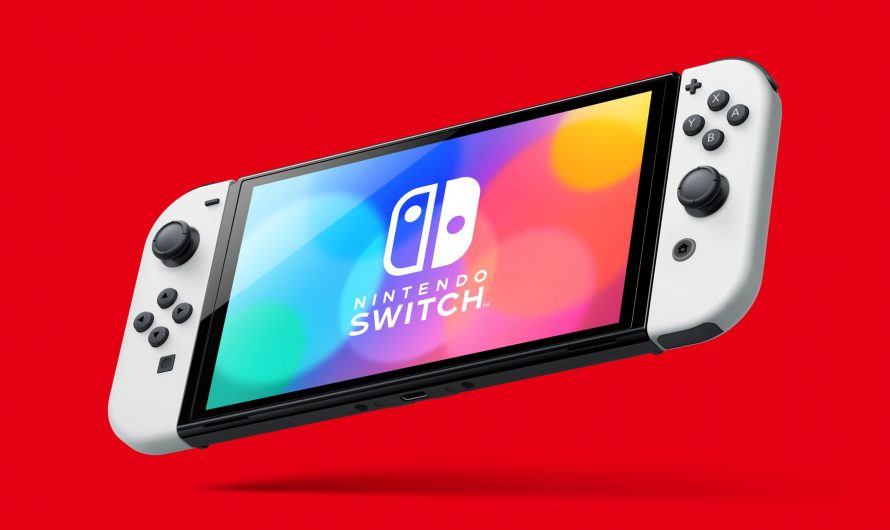 Nintendo kondigt OLED model Switch aan