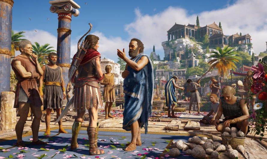 Assassin's Creed Infinity wordt de live service toekomst van de franchise