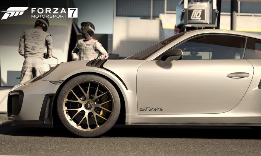 Forza Motorsport 7 verdwijnt van Game Pass en digitale winkel