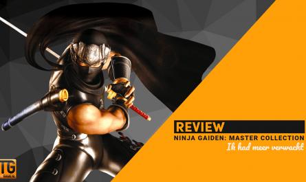 Ninja Gaiden MC
