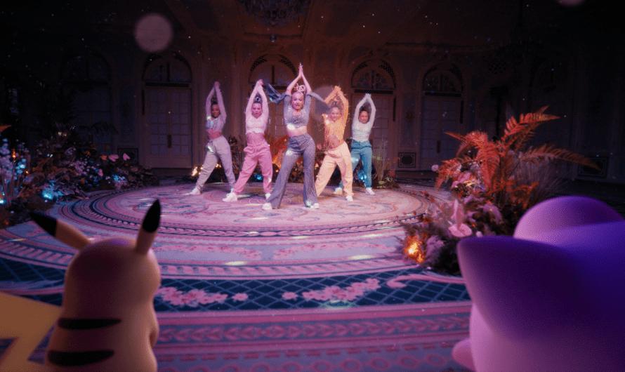 Mabel viert ook de 25e verjaardag van Pokémon
