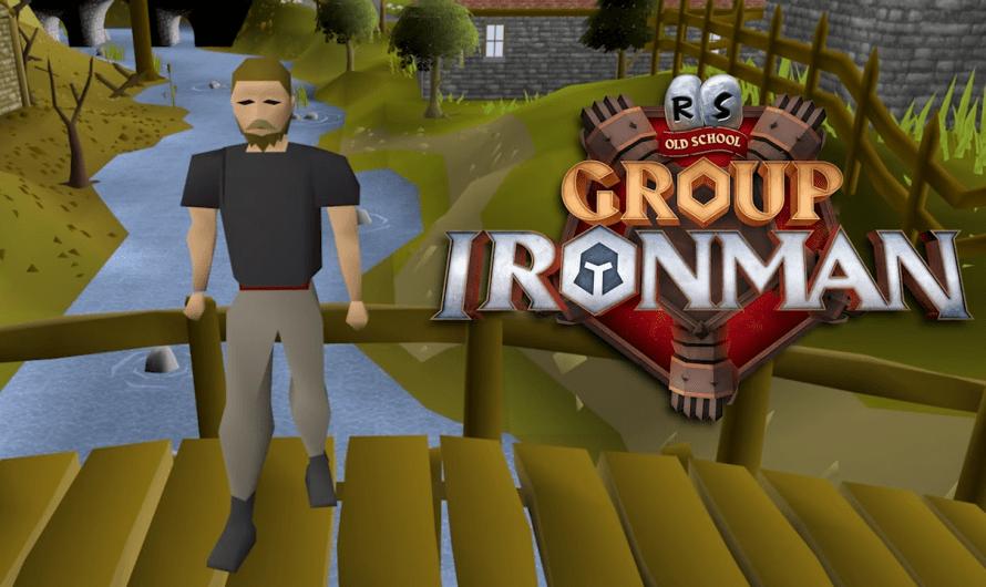 Group Ironman verschijnt dit najaar in Old School RuneScape