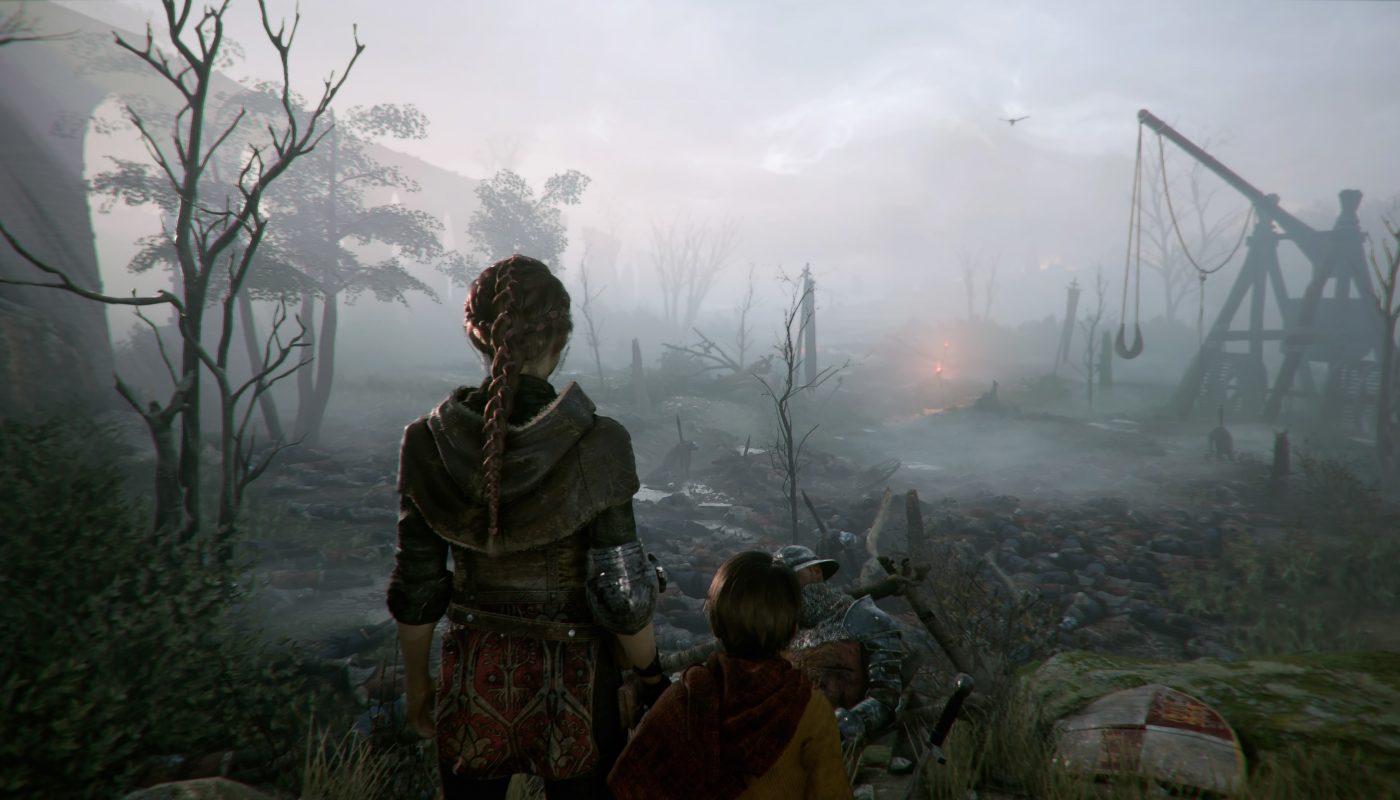 A Plague Tale Playstation Plus