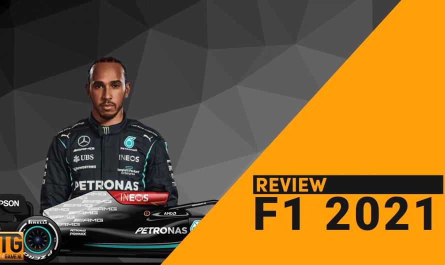 Review: F1 2021: Racen met een verhaal in de weg