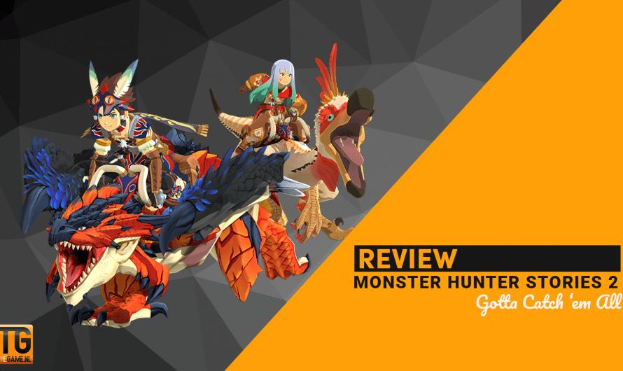 Review: Monster Hunter Stories 2
