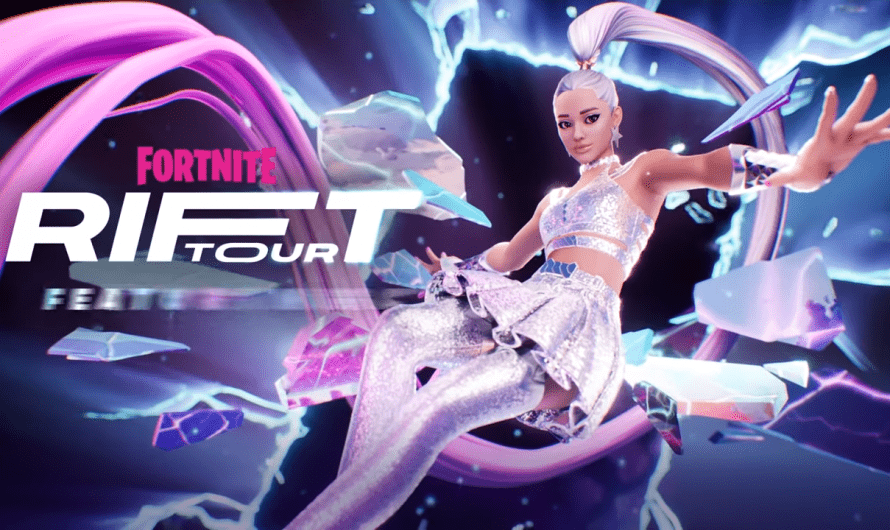 Ariana Grande treedt dit weekend op in Fortnite