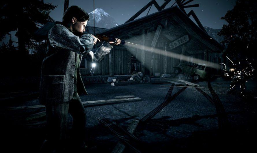 Alan Wake Remastered aangekondigd en gaat mutliplatform